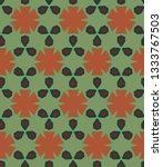 geometric ornamental vector...   Shutterstock .eps vector #1333767503