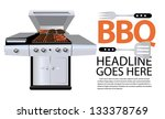 barbecue background. eps 8...   Shutterstock .eps vector #133378769