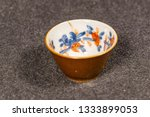 antique teaware collection of... | Shutterstock . vector #1333899053