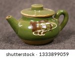 antique teaware collection of... | Shutterstock . vector #1333899059
