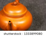 antique teaware collection of... | Shutterstock . vector #1333899080