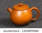antique teaware collection of... | Shutterstock . vector #1333899086
