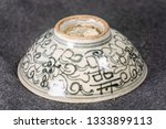 antique teaware collection of... | Shutterstock . vector #1333899113