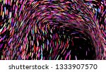 colourful simple abstract... | Shutterstock .eps vector #1333907570