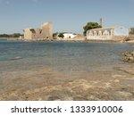 tonnara and swabian tower in...   Shutterstock . vector #1333910006