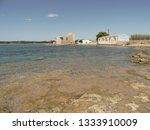 tonnara and swabian tower in...   Shutterstock . vector #1333910009