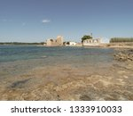 tonnara and swabian tower in...   Shutterstock . vector #1333910033