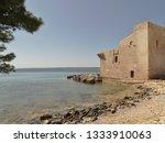 tonnara and swabian tower in...   Shutterstock . vector #1333910063