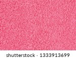 close up of fluffy terry bath... | Shutterstock . vector #1333913699