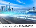 digital transformation concept | Shutterstock . vector #1334074856