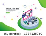 online strategy isometric...