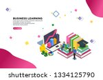 business learning isometric...