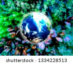 earth   background blurred... | Shutterstock . vector #1334228513