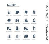 simple set of icons such as... | Shutterstock .eps vector #1334380700