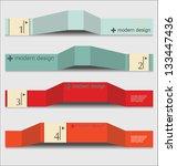 modern design template   Shutterstock .eps vector #133447436