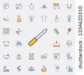 nailfile outline icon. spa...   Shutterstock . vector #1334620310