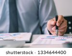 investment and cooperate... | Shutterstock . vector #1334644400