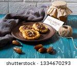 romantic morning still life in... | Shutterstock . vector #1334670293