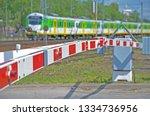 A Railway Level Crossing...