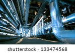 industrial zone  steel... | Shutterstock . vector #133474568