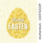 vector illustration of easter...   Shutterstock .eps vector #1334763239
