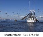 Shrimp Boat In Biloxi