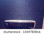 traditional yoga health... | Shutterstock . vector #1334783816