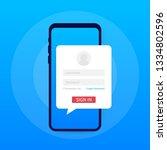 clean mobile ui design concept. ...