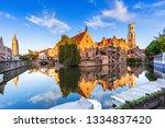 Bruges  Belgium. The...