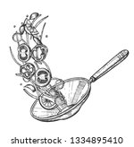 vector illustration of a... | Shutterstock .eps vector #1334895410