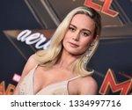 los angeles   mar 04   brie... | Shutterstock . vector #1334997716