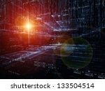 mathematical formula series.... | Shutterstock . vector #133504514