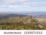 View From Strydomsberg Peak...
