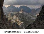 dolomiti di sesto | Shutterstock . vector #133508264