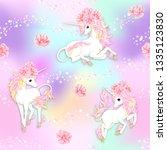 seamless pattern  background... | Shutterstock .eps vector #1335123830