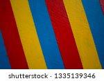diagonal striped pattern oil... | Shutterstock . vector #1335139346