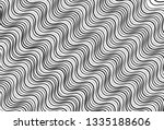 white and black turquoise or... | Shutterstock .eps vector #1335188606