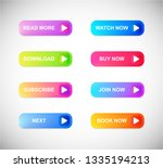 web icon  button  banner set ...