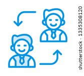 replace   employee   user   | Shutterstock .eps vector #1335308120