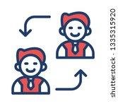 replace   employee   user   | Shutterstock .eps vector #1335315920