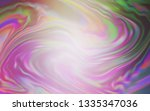 light pink  green vector... | Shutterstock .eps vector #1335347036