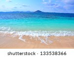 Pure Sea In Udo Island. Udo Is...