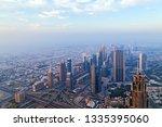dubai  uae   january 23  2016 ...   Shutterstock . vector #1335395060