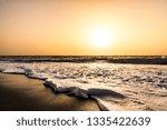beautiful sundowner in puerto... | Shutterstock . vector #1335422639
