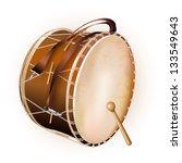 musical background series.... | Shutterstock .eps vector #133549643