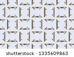decorative seamless pattern....   Shutterstock .eps vector #1335609863