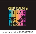 vector illustration on the... | Shutterstock .eps vector #1335627236