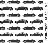 cars background. vector... | Shutterstock .eps vector #1335718250