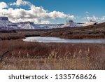 Winter In Castle Valley  Utah