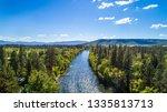 The Rogue River  Oregon